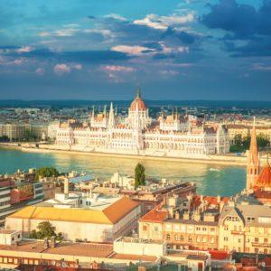 Автобусный тур по трем европейским столицам Будапешт-Вена-Прага