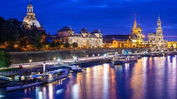 Автобусный тур в Берлин и Дрезден