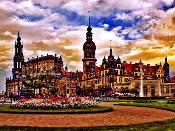Автобусный тур в Прагу и Дрезден