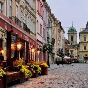 Автобусный тур во Львов на майские праздники 2019