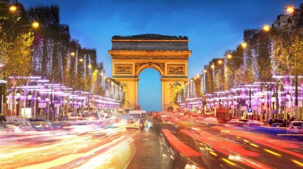 Автобусный тур в Париж