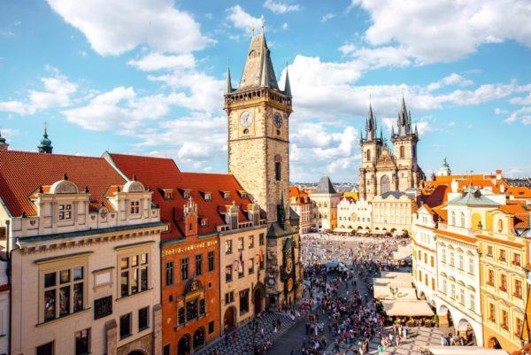 Тур Прага-Париж-Берлин на 6 дней