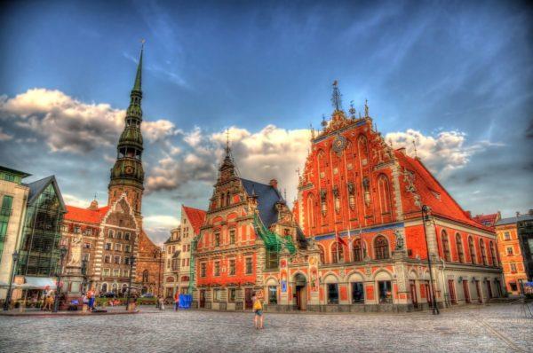 Тур с морским круизом Рига-Стокгольм–Турку-Хельсинки-Таллин