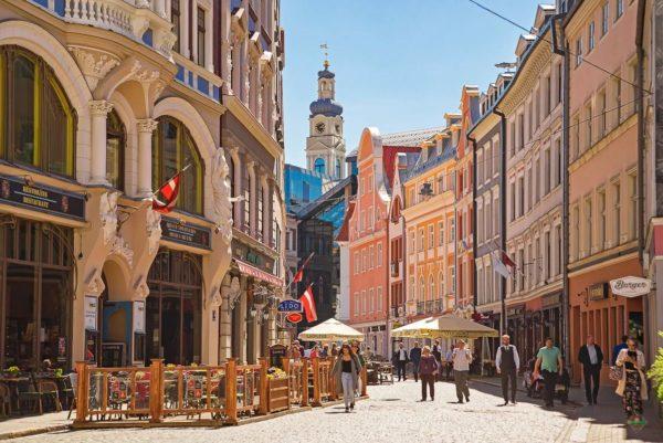 Тур с морским круизом Таллин-Хельсинки-Турку-Стокгольм-Рига
