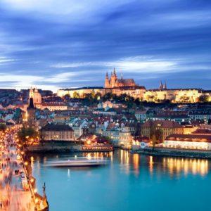 Тур в Прагу без ночных переездов