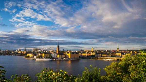 Таллин-Стокгольм-Рига