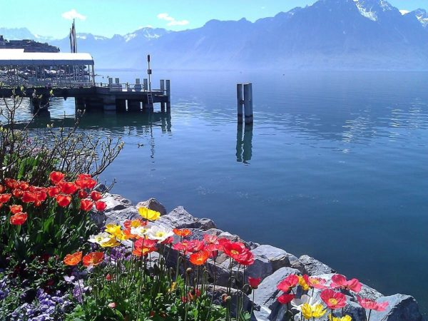 Автобусный тур в Швейцарию