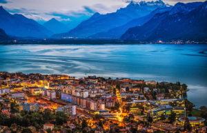 Автобусный тур по городам Швейцарии