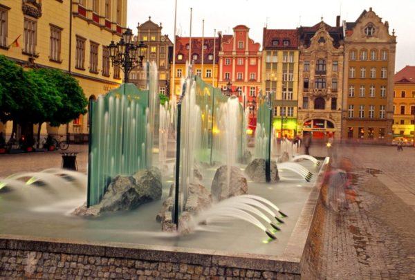 Автобусный тур выходного дня в Краков и Вроцлав (Польша)