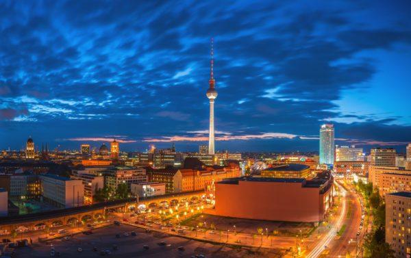 Автобусный тур Берлин-Париж-Амстердам на 7 дней