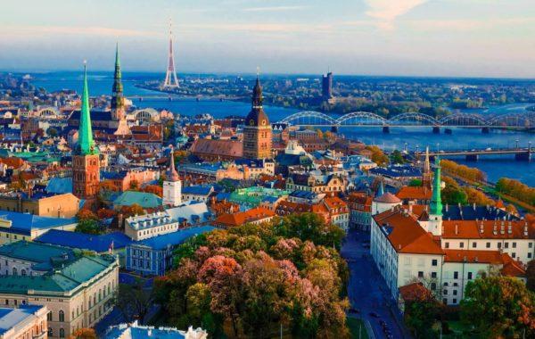 Круиз Рига-Стокгольм-Вильнюс
