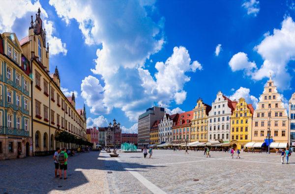 Автобусный тур Вроцлав-Прага-Краков